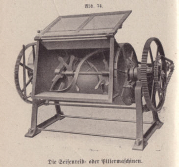 Pilliermaschine